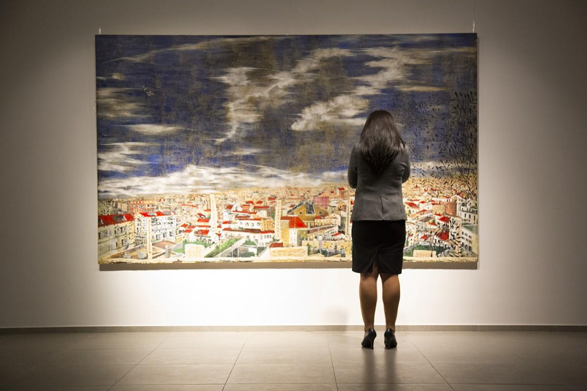 Les obres de l'Anna Tamayo són algunes de les que es podran veure i comprar al 7è Merc'Art