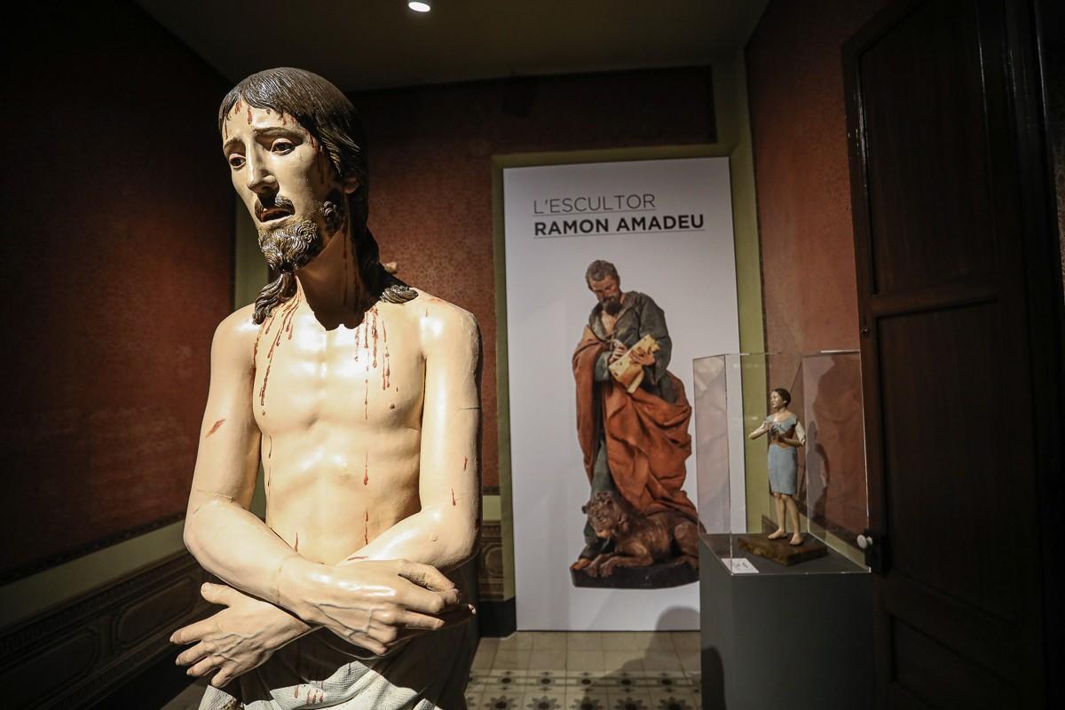 Per entendre l'obra de Ramon Amadeu serà imprescindible la vista al Museu dels Sants.