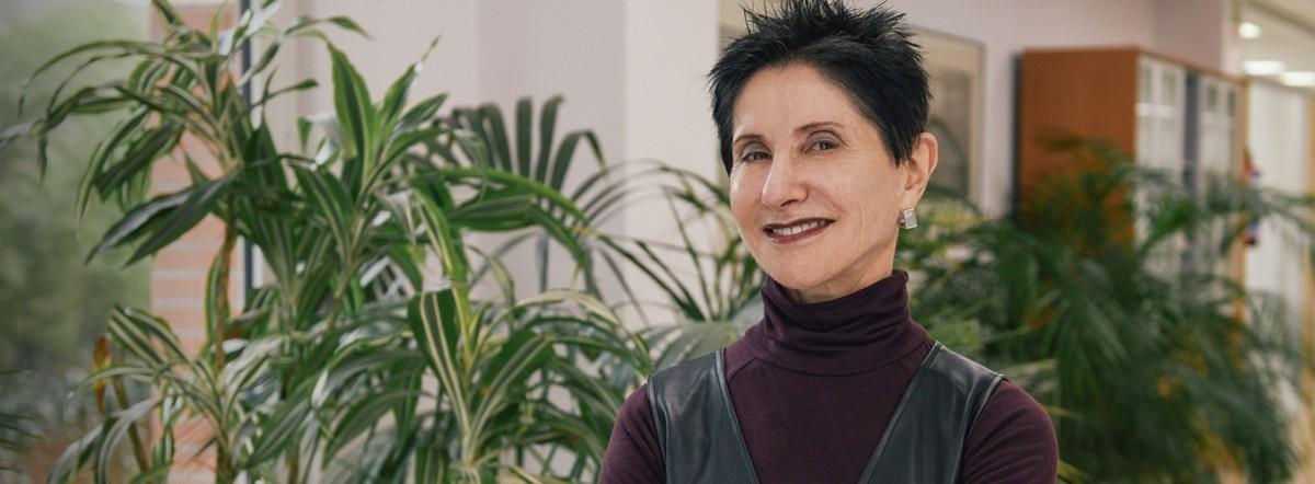 Doris Sommer, catedràtica de Llengües Romàniques i d'Estudis Africans i Afroamericans.
