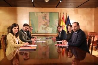 La reunió de dimarts entre PSOE i ERC serà a Barcelona