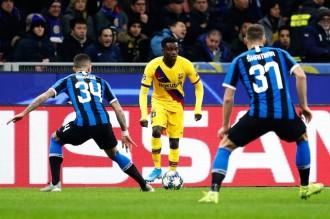 El Barça certifica el seu pas a vuitens de la Champions amb una victòria contra l'Inter (1-2)