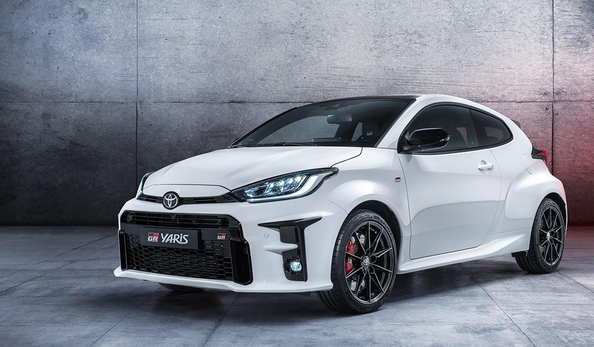 El nou Toyota GR Yaris és un autèntic esportiu