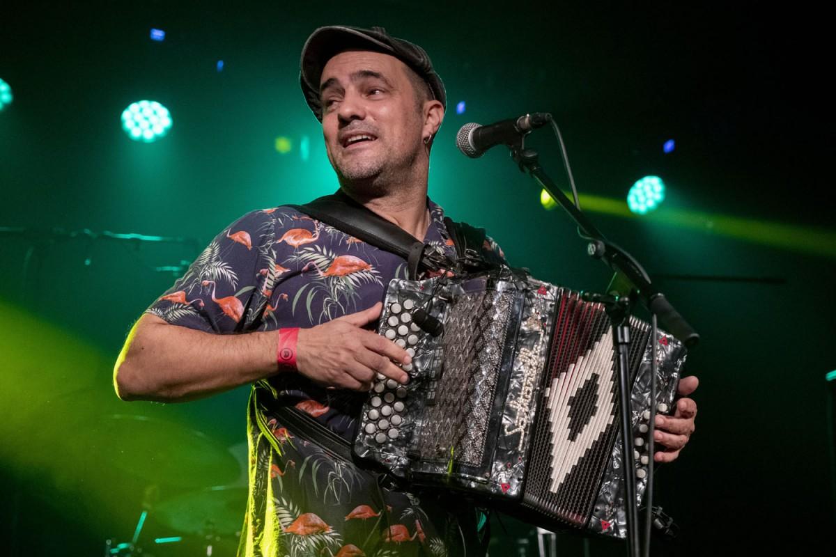 Joan Garriga i el Mariatxi Galàctic al 21è Festival del Mil·lenni