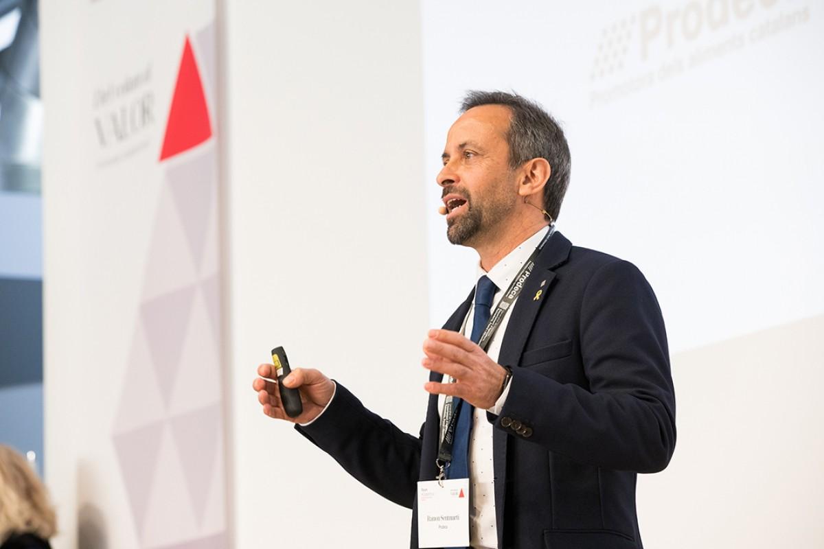 Ramon Sentmertí, director gerent de PRODECA