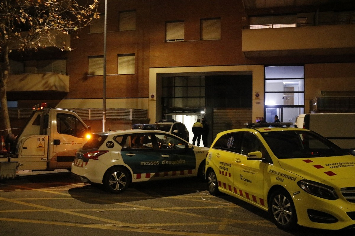 Es tracta de la tercera dona assassinada per violència masclista a Catalunya aquest 2020