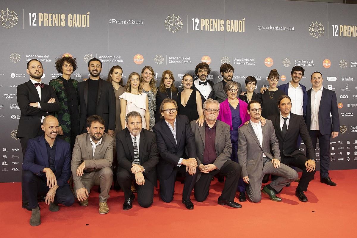 El repartiment complet de Els dies que vindran, que s'ha endut 3 Gaudí inclòs el de Millor Pel·lícula