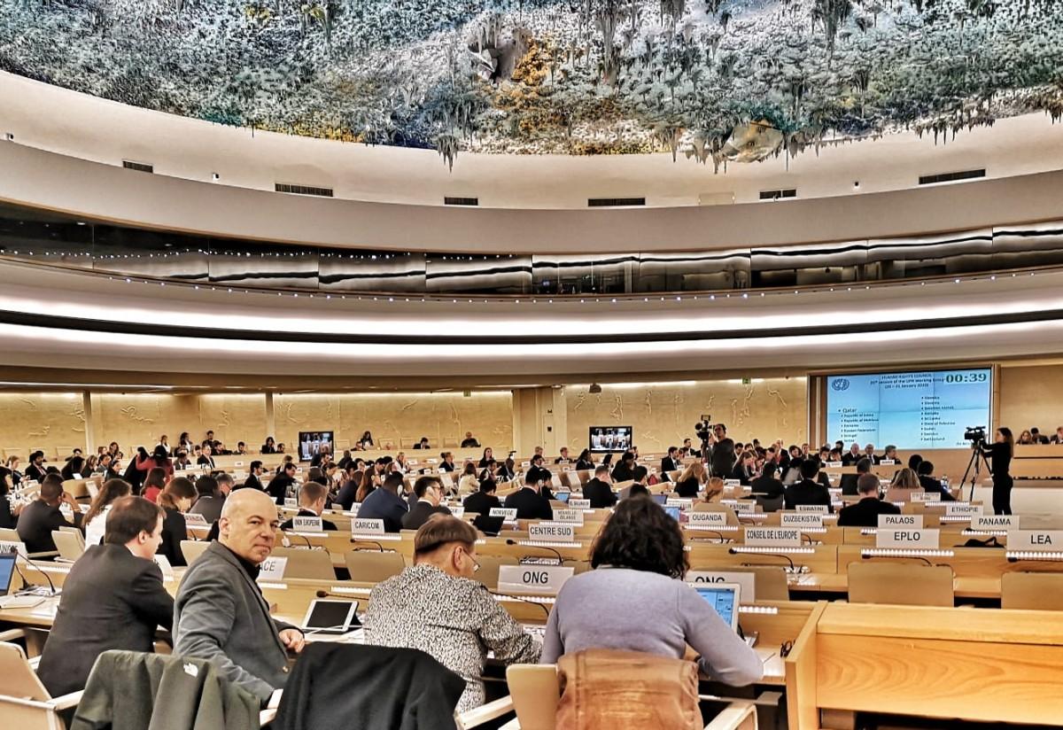 Espanya s'examina sobre drets humans a la seu de Nacions Unides a Ginebra