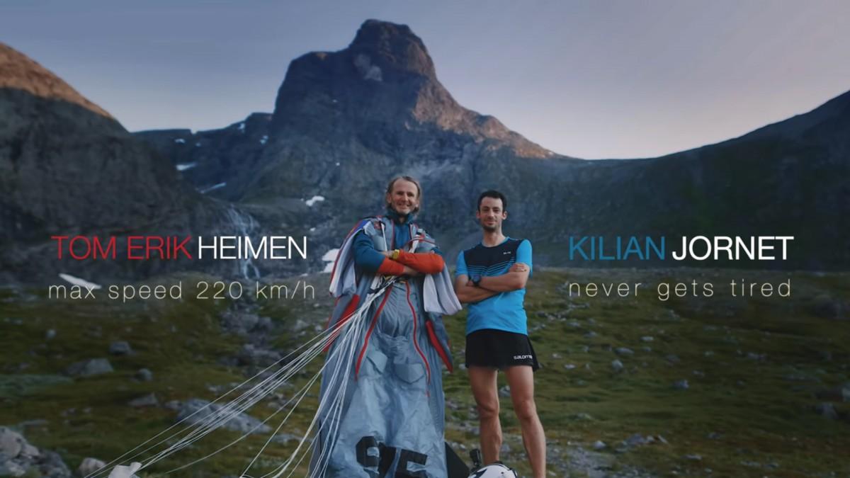 Repte frenètic a Noruega entre el català i Tom Erik Heimen