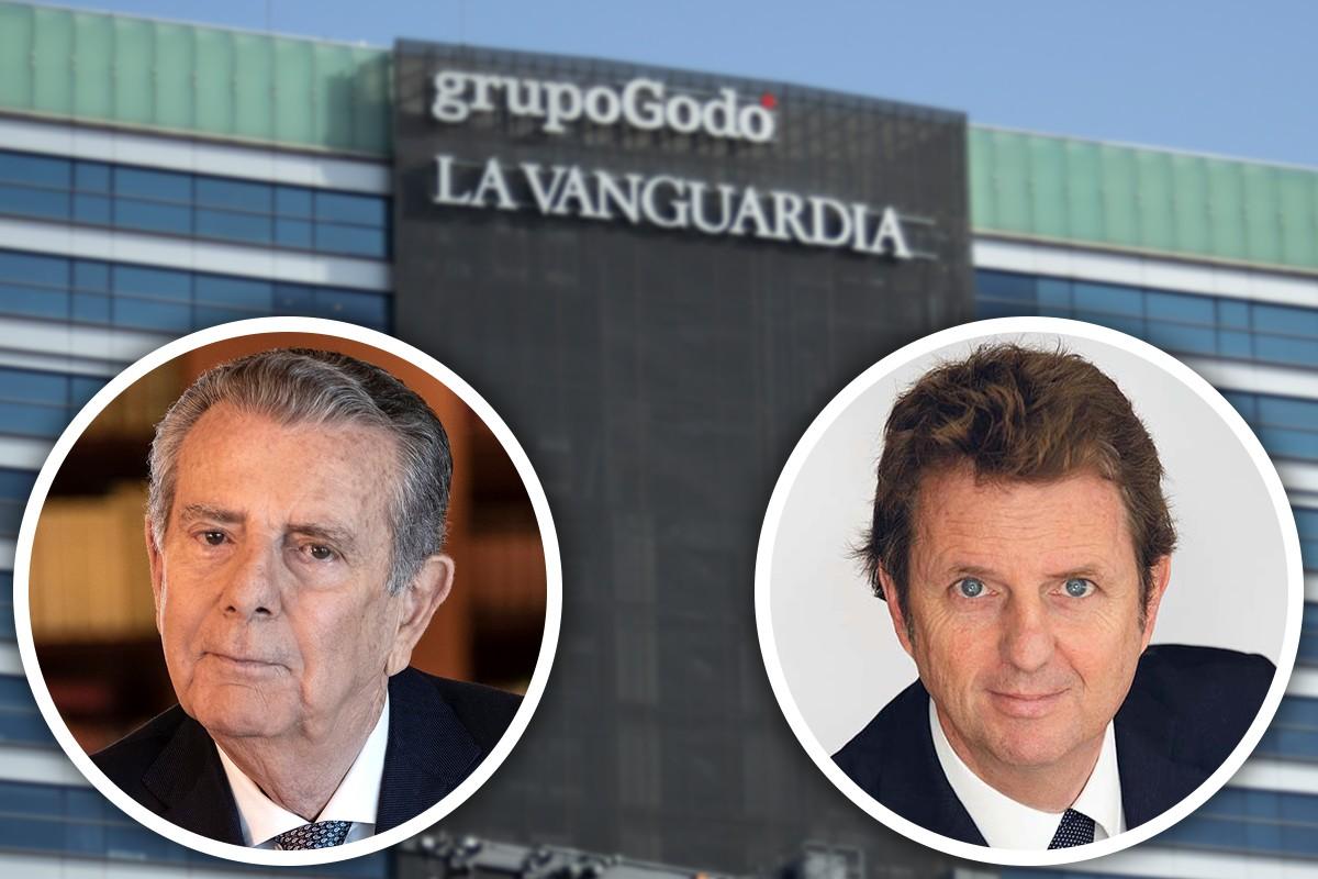 Javier Godó Muntañola i Carlos Godó Valls.