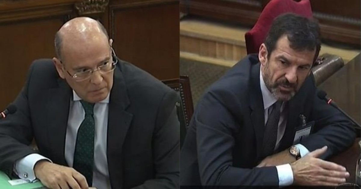 Diego Pérez de los Cobos i Ferran López declaren aquesta setmana com a testimonis a l'Audiència Nacional