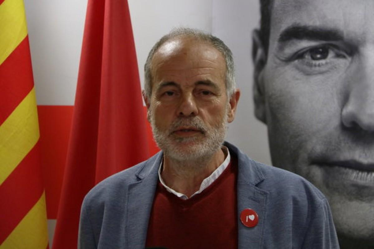 Joan Ruíz, diputat del PSC al Congrés per la demarcació de Tarragona.
