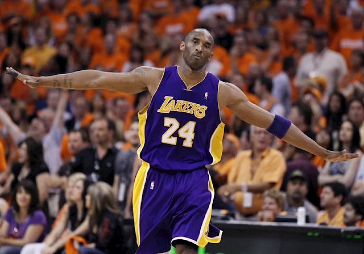La llegenda dels Lakers ha mort en un accident d'helicòpter als 41 anys