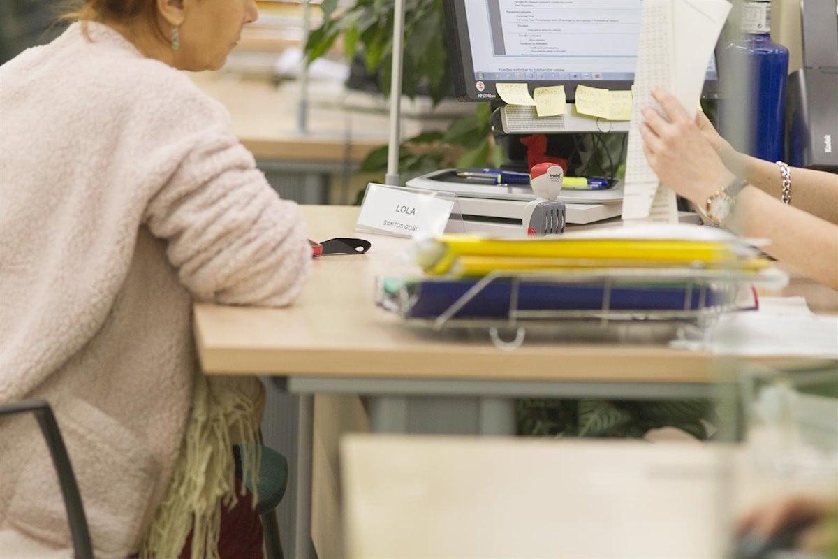 El programa d'ocupació 30 Plus ajuda a les persones desocupades de més de trenta anys