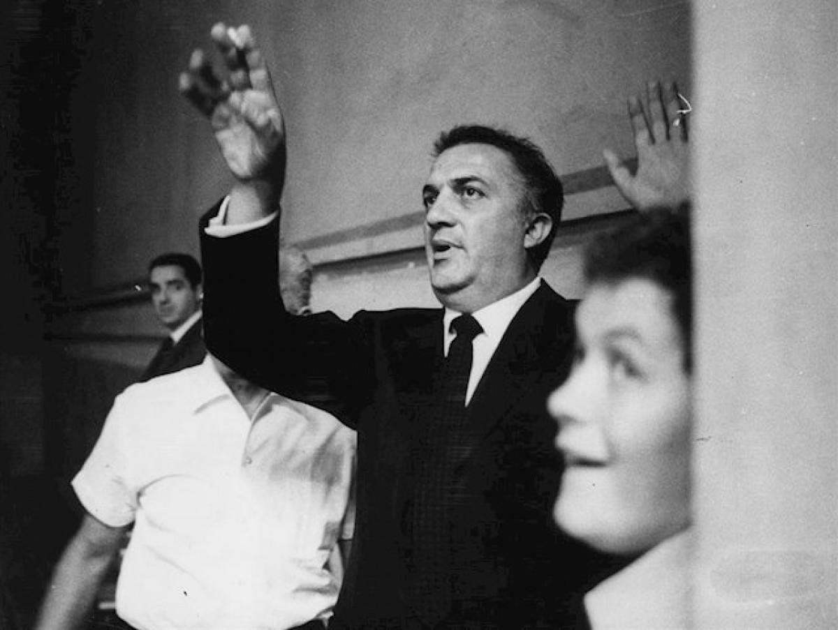 El centenari de Federico Fellini, un dels genis més imponents de la història del cinema