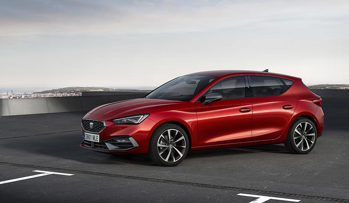 Nou SEAT León, el vehicle més avançat que la marca ha produït fins al moment