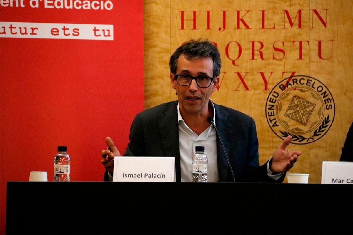 El director de la Fundació Jaume Bofill, Ismael Palacín