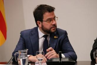 Aragonès veu «impossible» un govern amb el PSC si no admet el dret a decidir de Catalunya