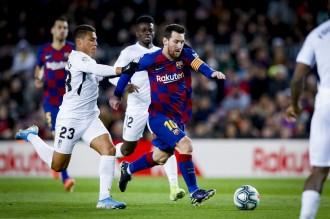 El Barça de Setién s'estrena amb una treballada victòria contra el Granada (1-0)