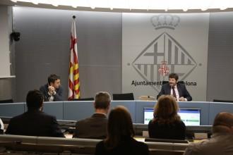 El govern de Colau treballarà per fer de Barcelona la cocapital de l'Estat