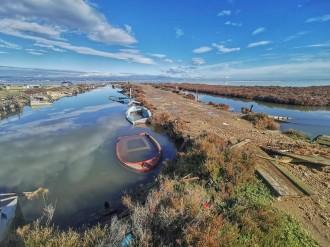 El Govern valora en 11 milions d'euros els danys agraris i pesquers de la llevantada
