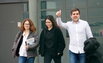 Jordi Sànchez torna a la presó després de «48 hores plenes de llum»