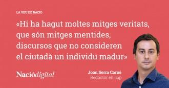 LA VEU DE NACIÓ: «Electors adults», per Joan Serra Carné