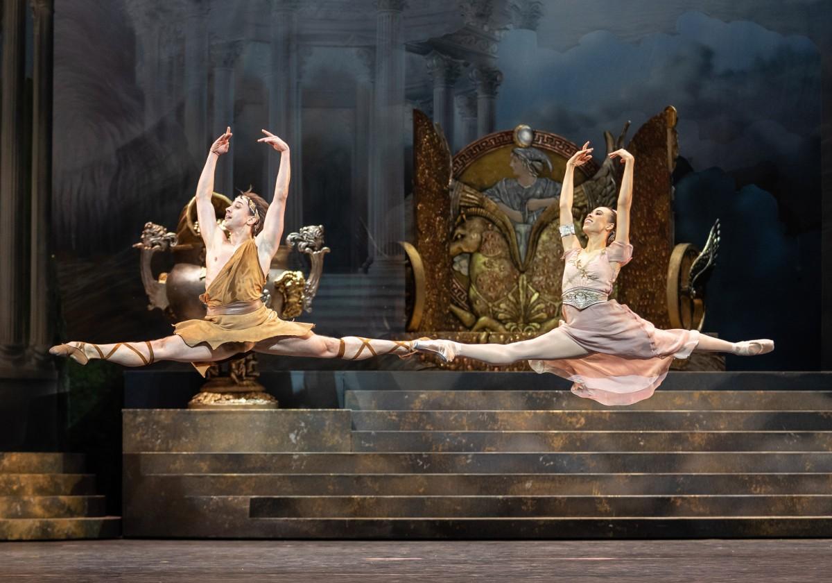 El Ballet de l'Òpera de Viena va inaugurar la temporada de primavera 2020