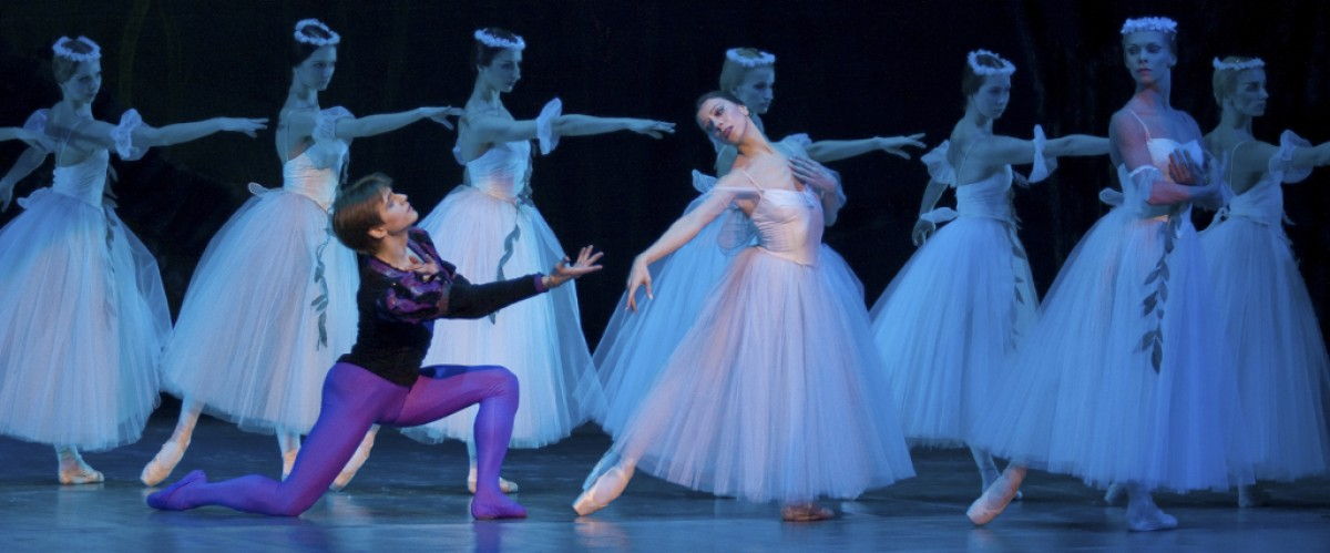 «Giselle» del Ballet de Sant Petesburg