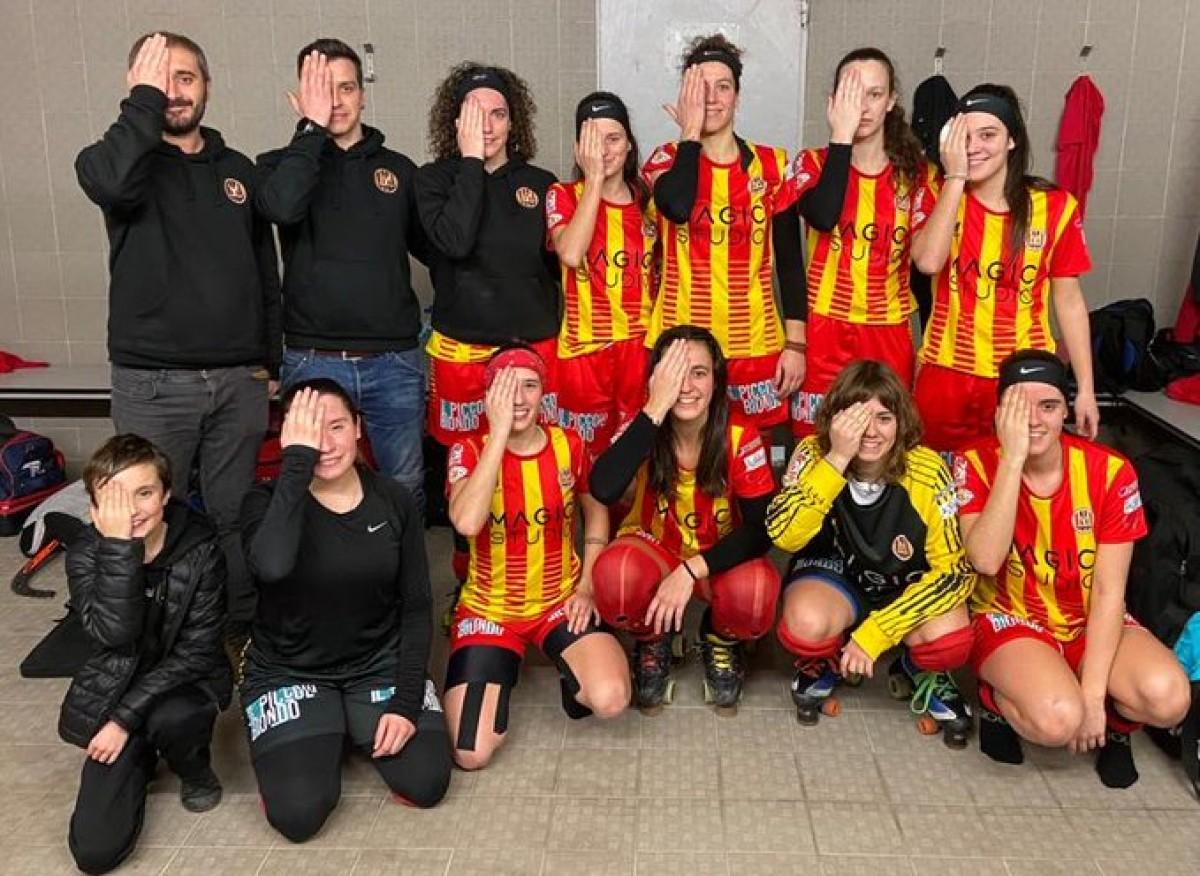 Els dos equips catalans, classificats per a la final a quatre de la Copa d'Europa d'hoquei patins