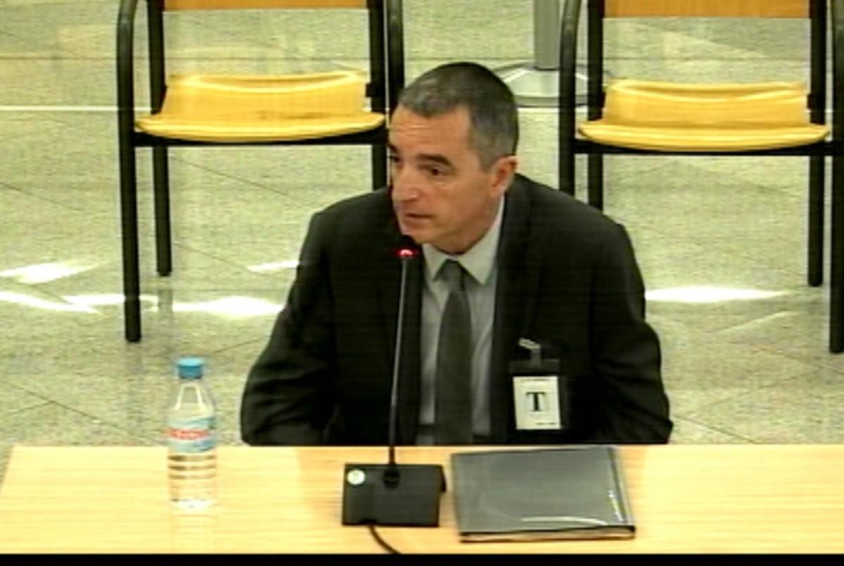 Joan Carles Molinero, a l'Audiència Nacional