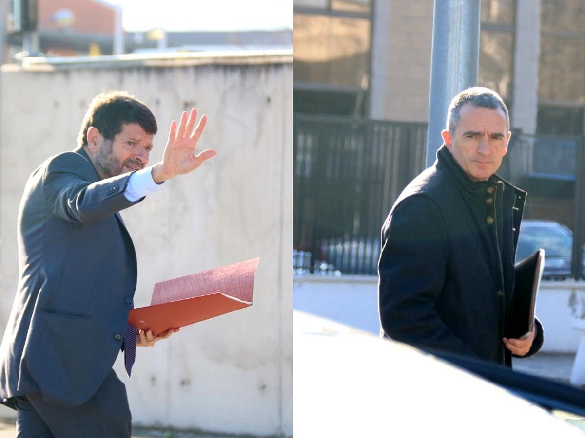 Albert Batlle i Joan Carles Molinero, dos testimonis clau aquest dimarts a l'Audiència Nacional