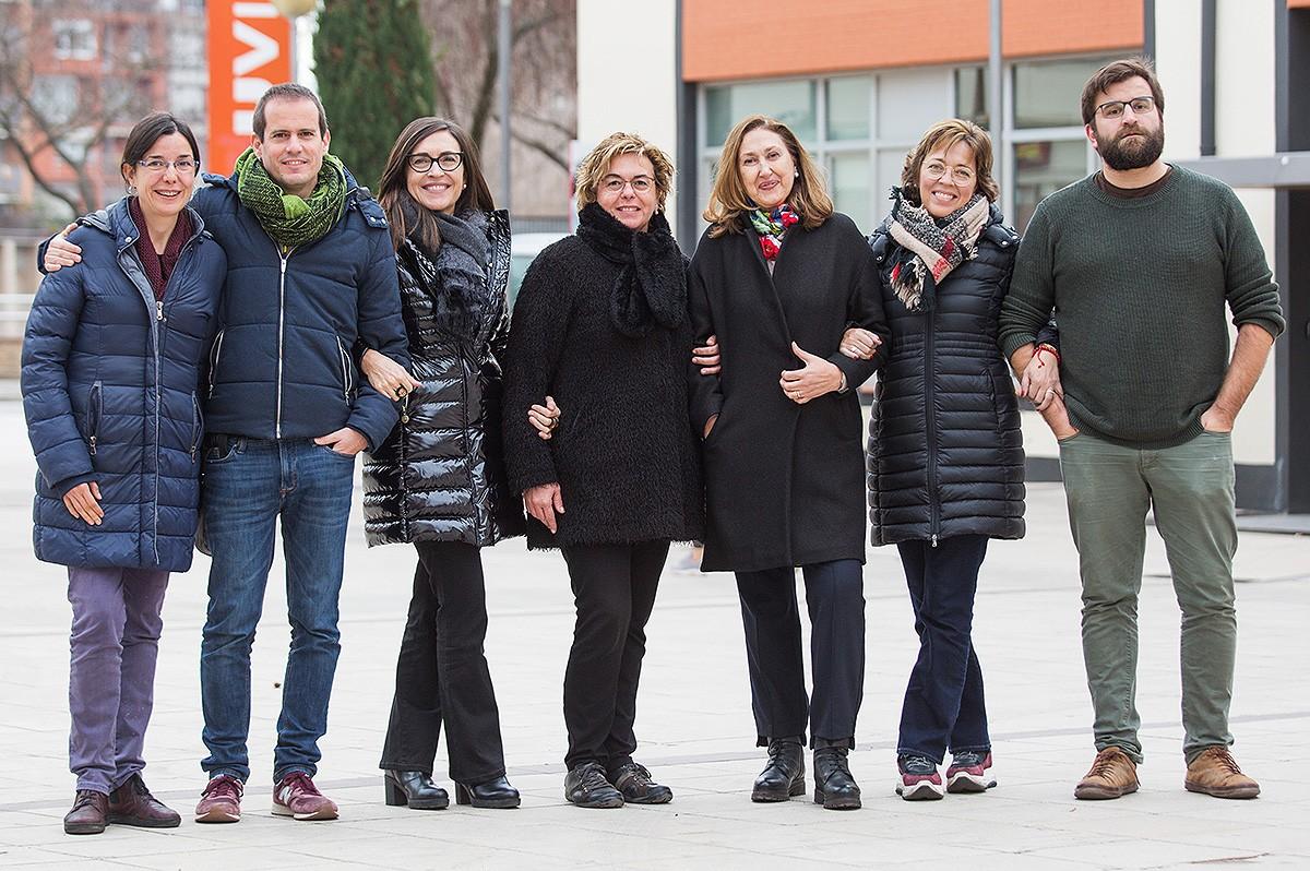 El Grup d'Estudis de Gènere de la UVic-UCC