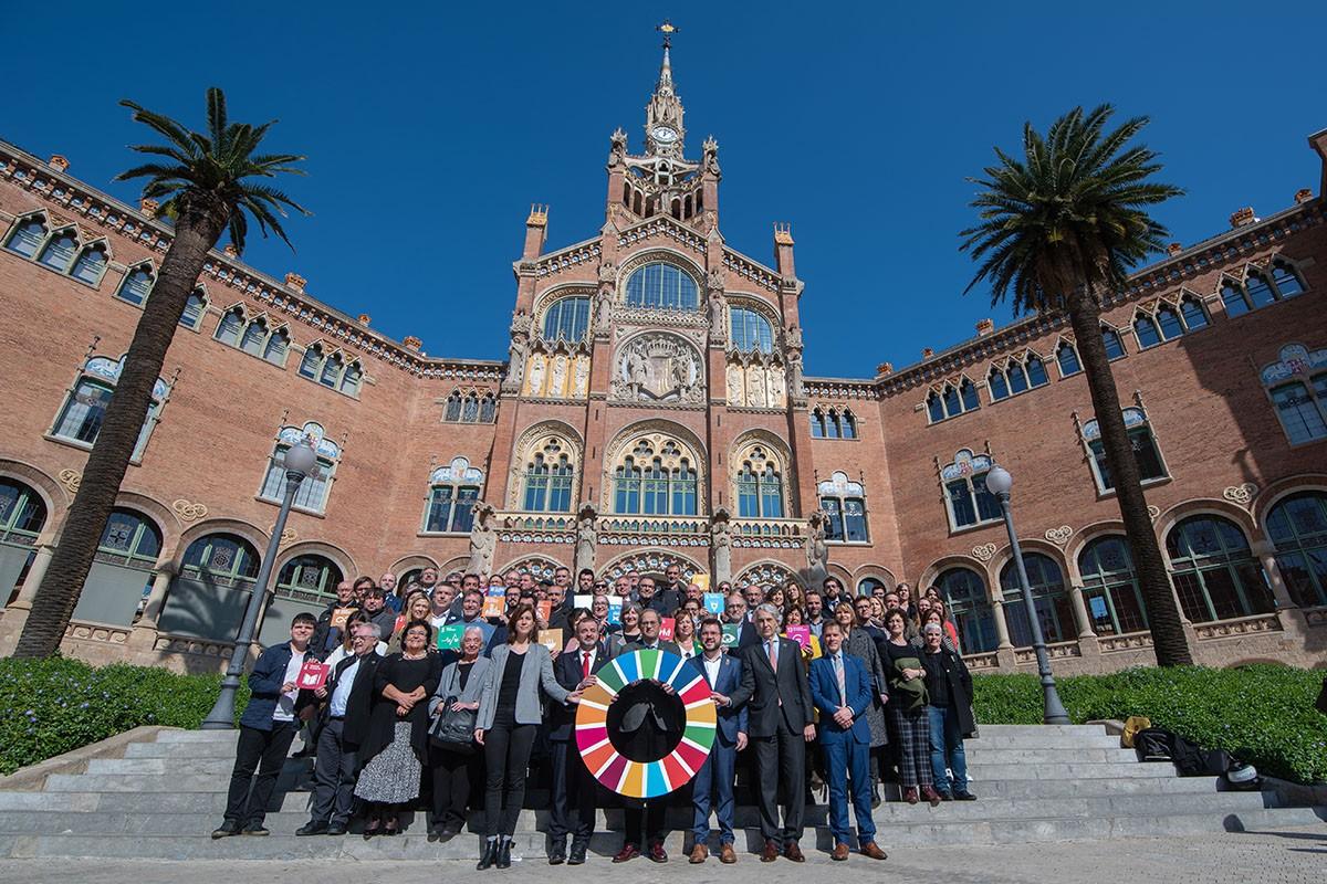 Presentació de l'Aliança Catalunya 2030