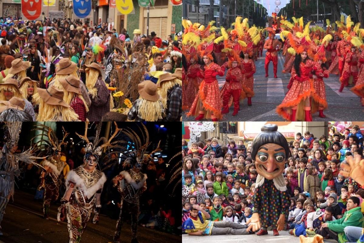 Els Carnavals de tota Catalunya