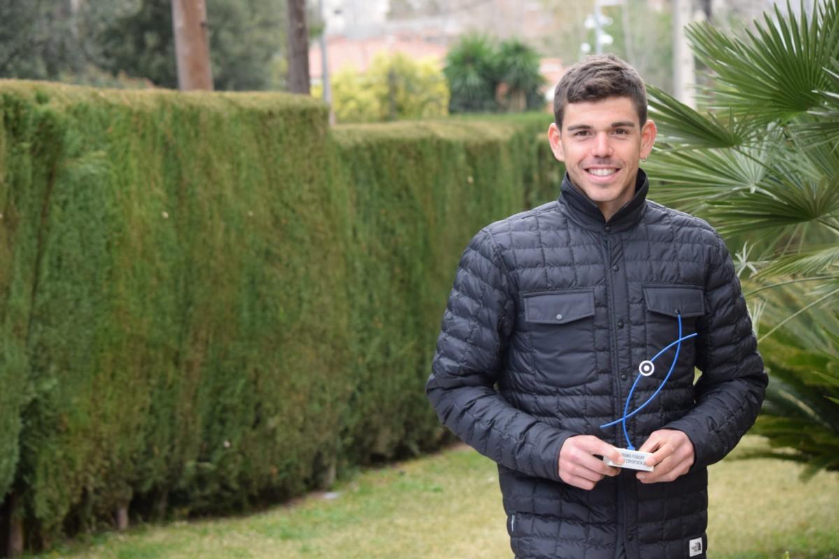 Conversa amb el guanyador del Premi Fosbury 2019 al millor esportista de l'any