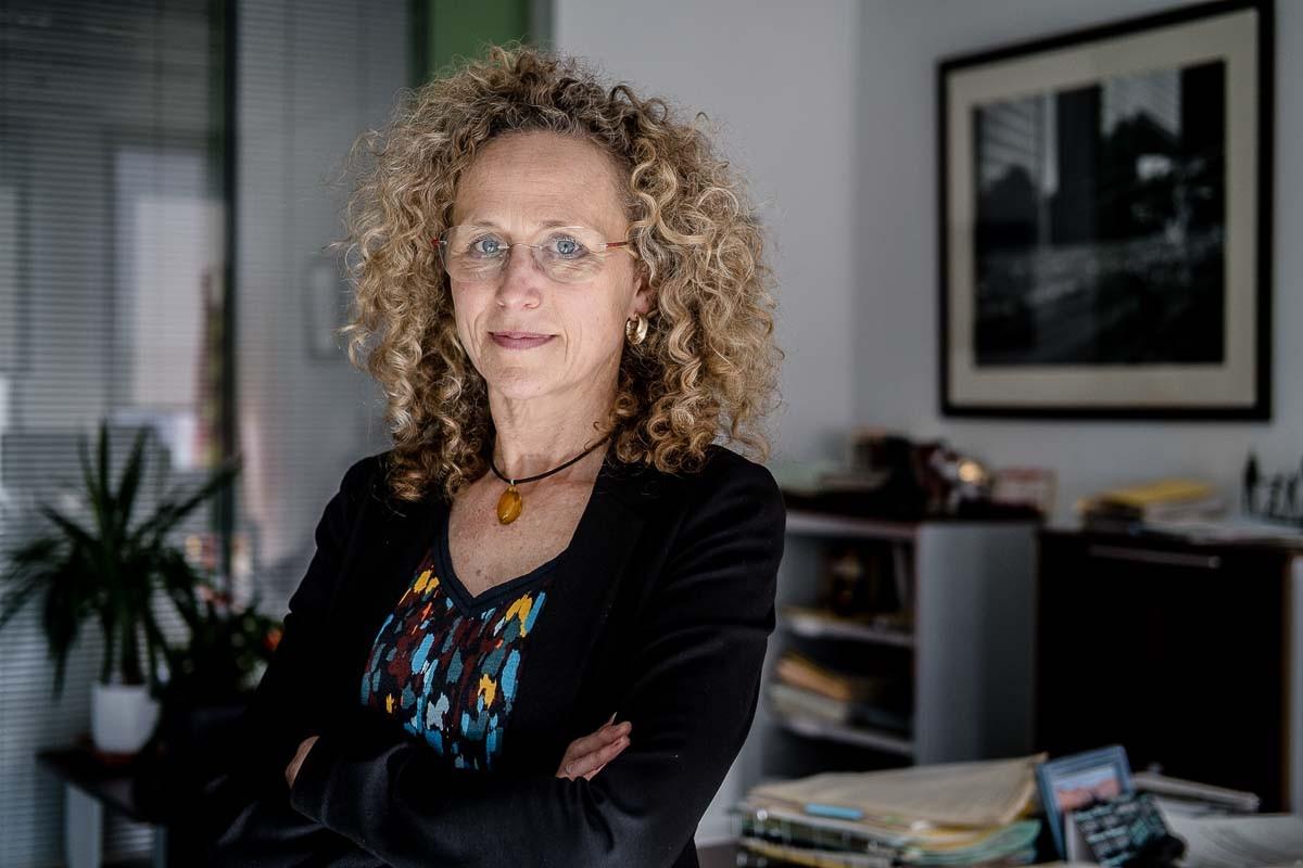 Mercè Caso, jutge degana de Barcelona, entrevistada a NacióDigital.