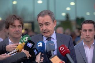 Zapatero defensa la taula de diàleg amb Catalunya