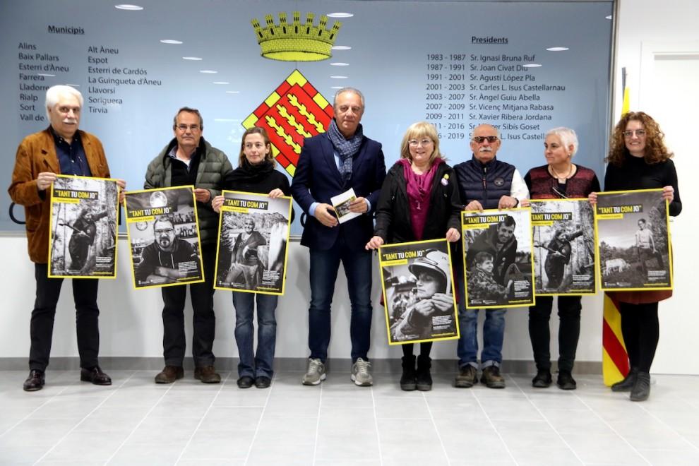 La campanya s'ha presentat aquest dimecres a la nova seu del Consell Comarcal