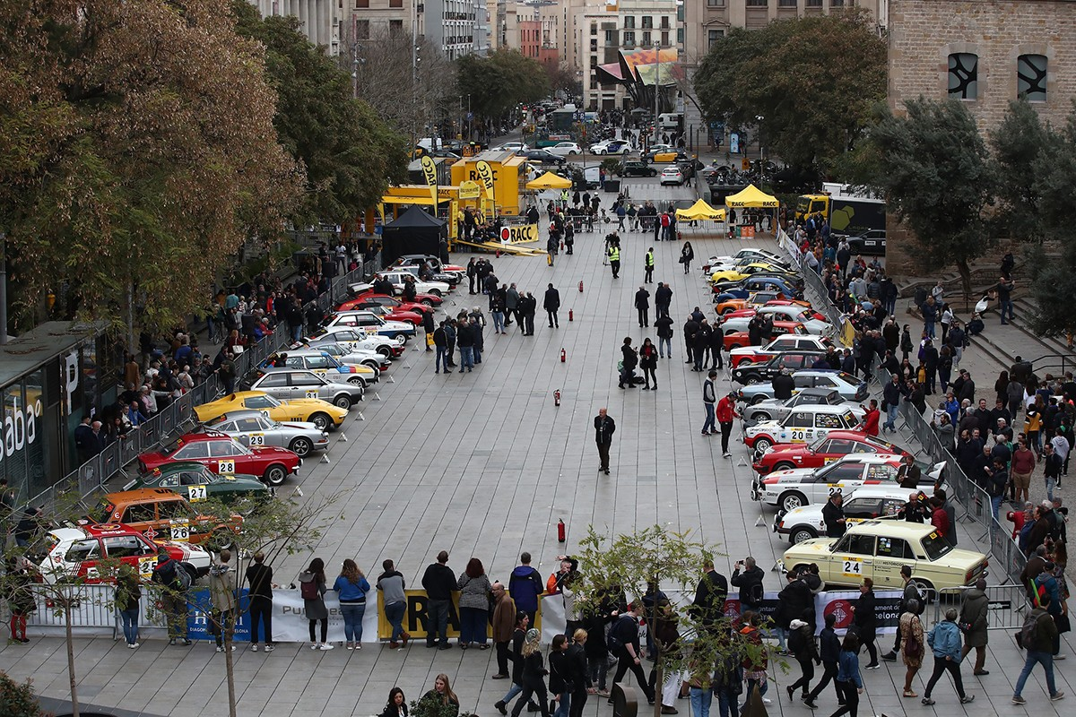 4t Rally Catalunya Històric-Rally de les Caves