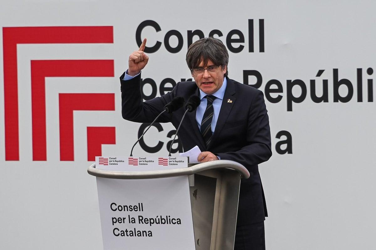 Acte del Consell per la República a Perpinyà