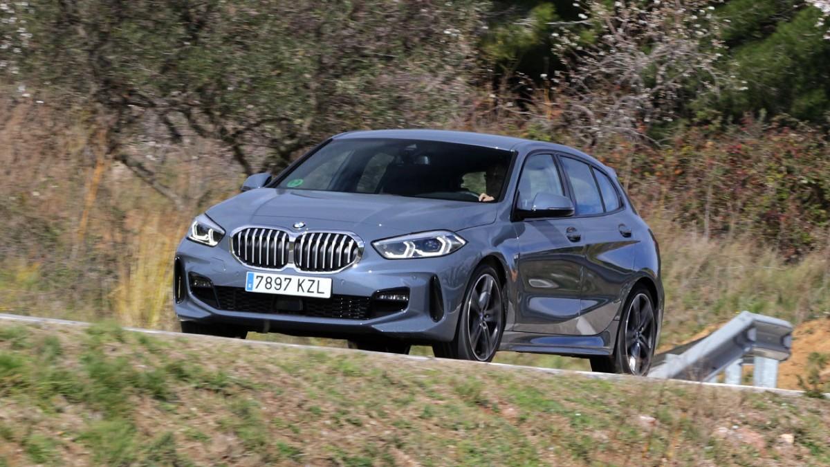 El nou BMW Sèrie 1 canvia de presonalitat