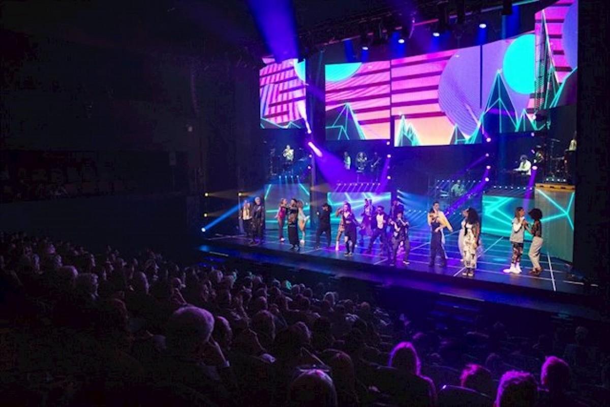 L'espectacle musical que homenatja la banda pop
