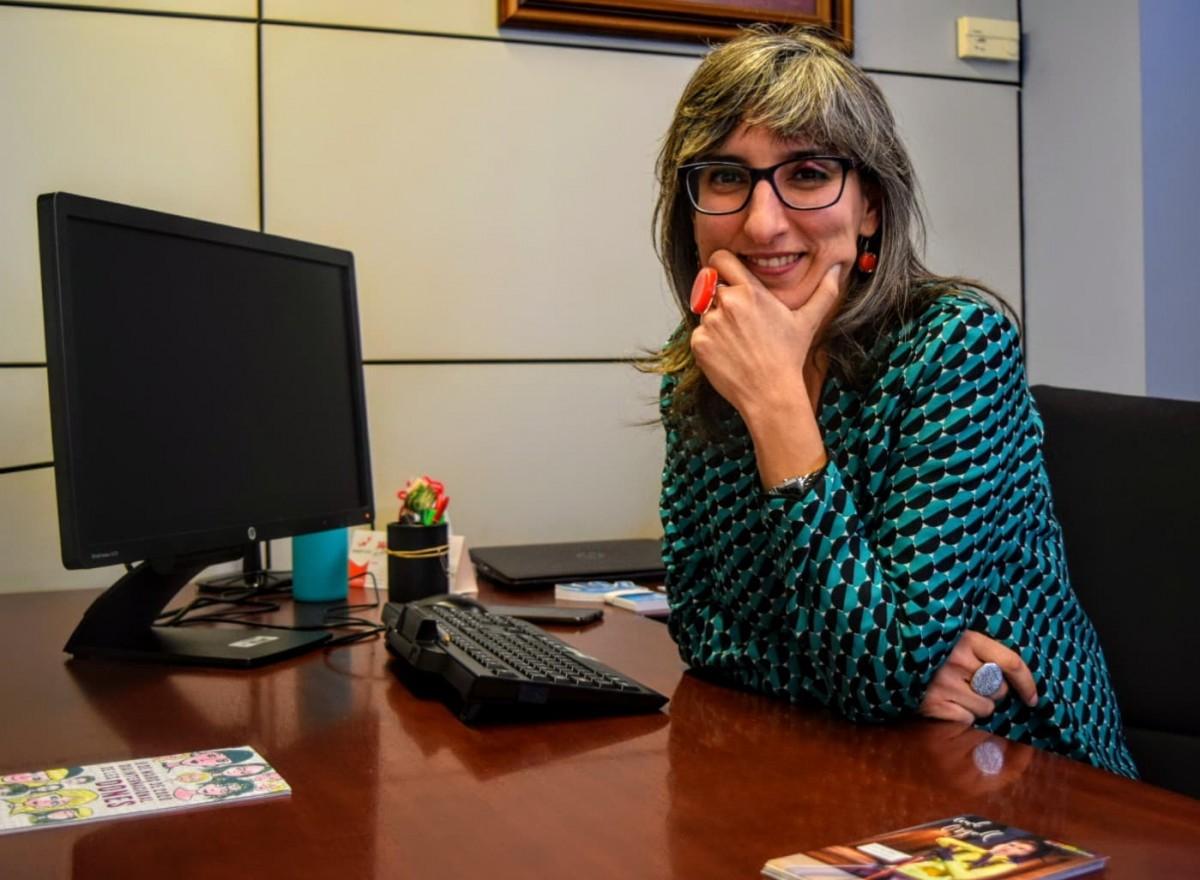 Sandra Castro, Regidora d'Educació, Cooperació, Drets Civils i Feminismes
