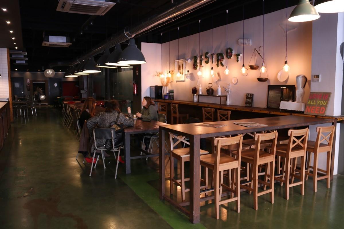 Restaurants buits a Barcelona