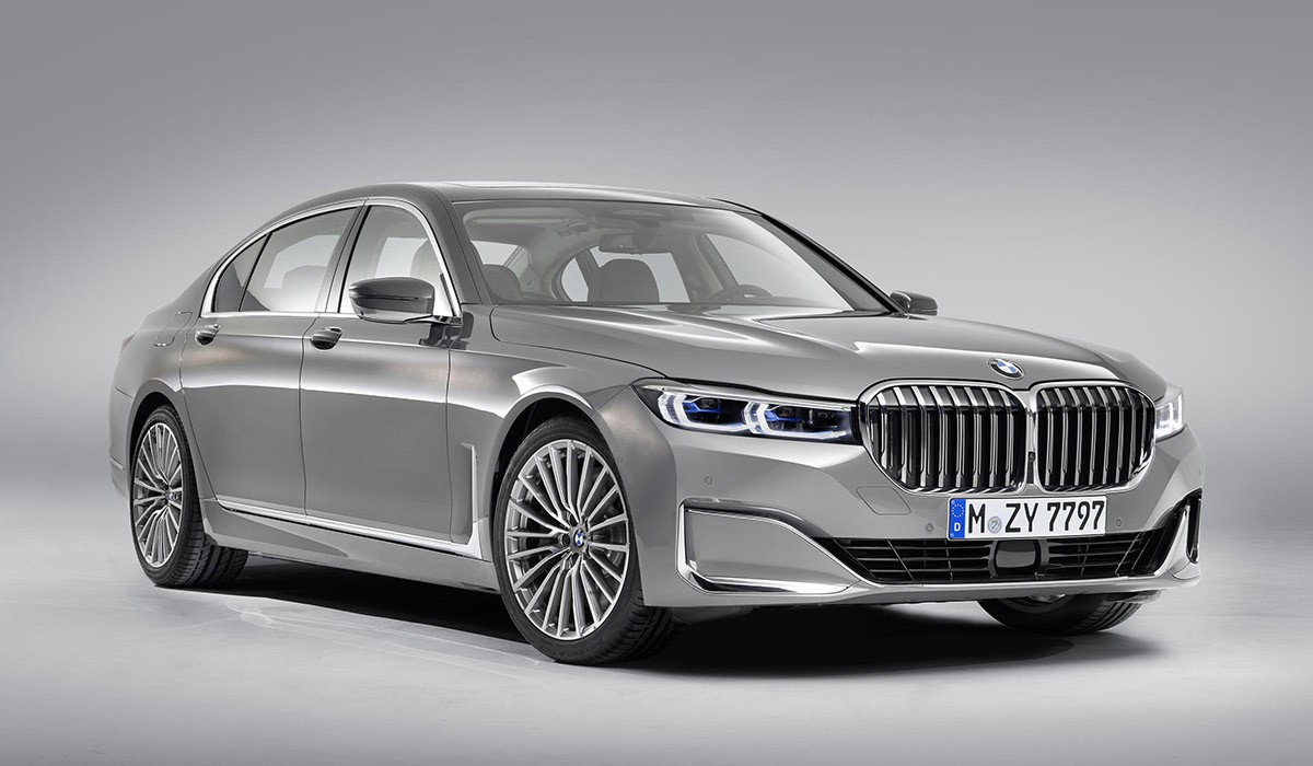 BMW Sèrie 7