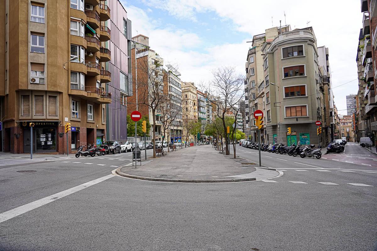 Barcelona buida aquest divendres.