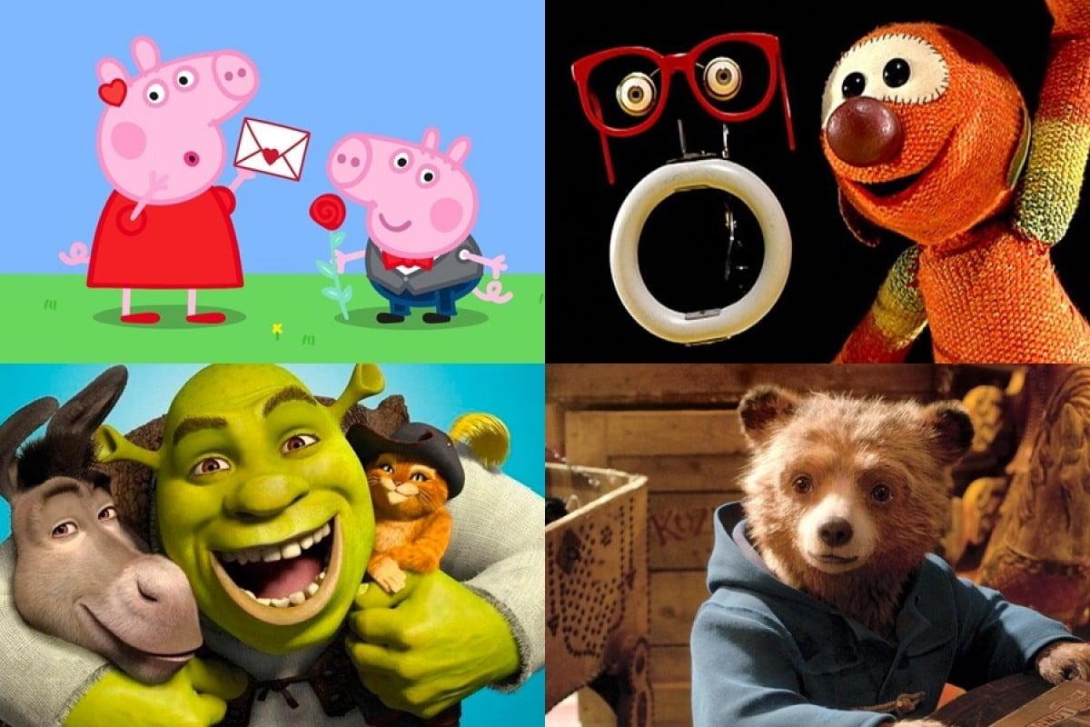 Una llista completa de títols per veure amb nens
