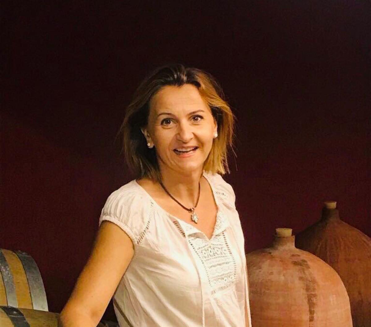 Mariona Rendé, propietària del celler desaparegut Rendé Masdéu