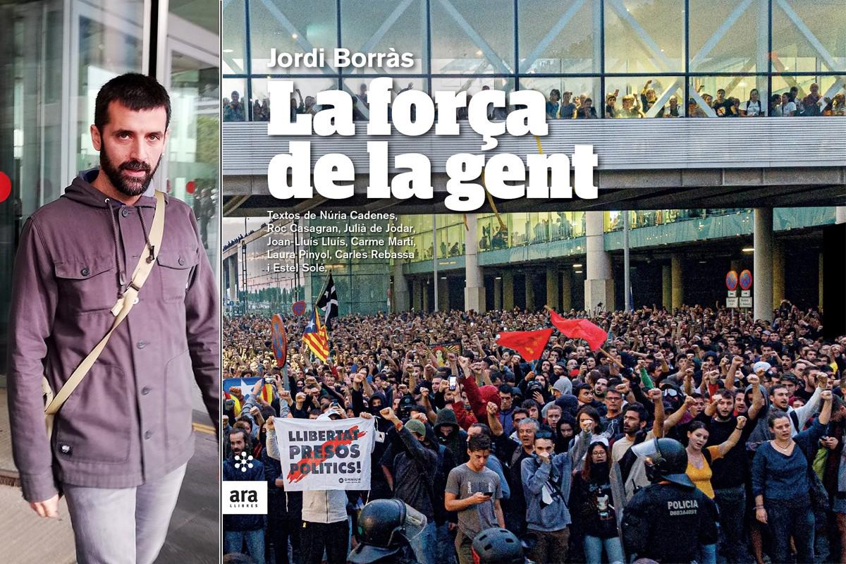 Jordi Borràs presenta les imatges més impactants de la post-sentència