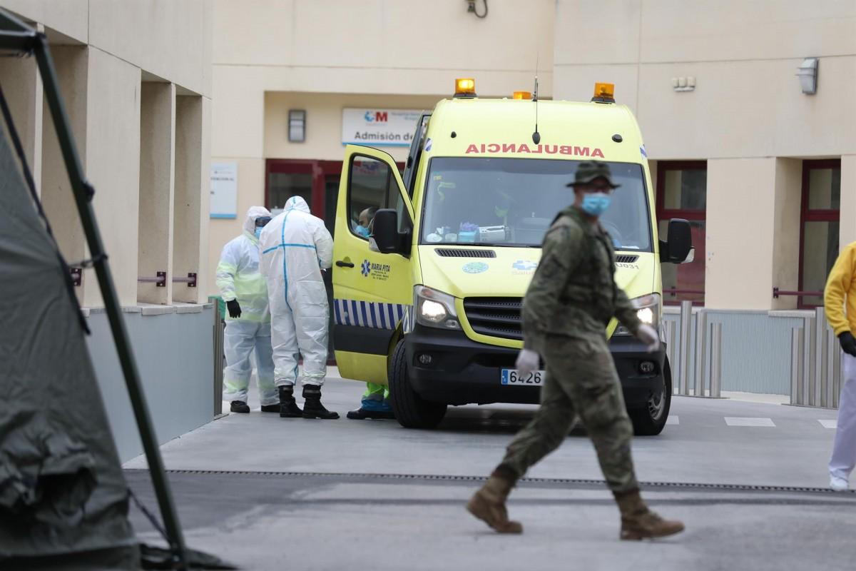 Espanya supera els 94.400 casos de coronavirus